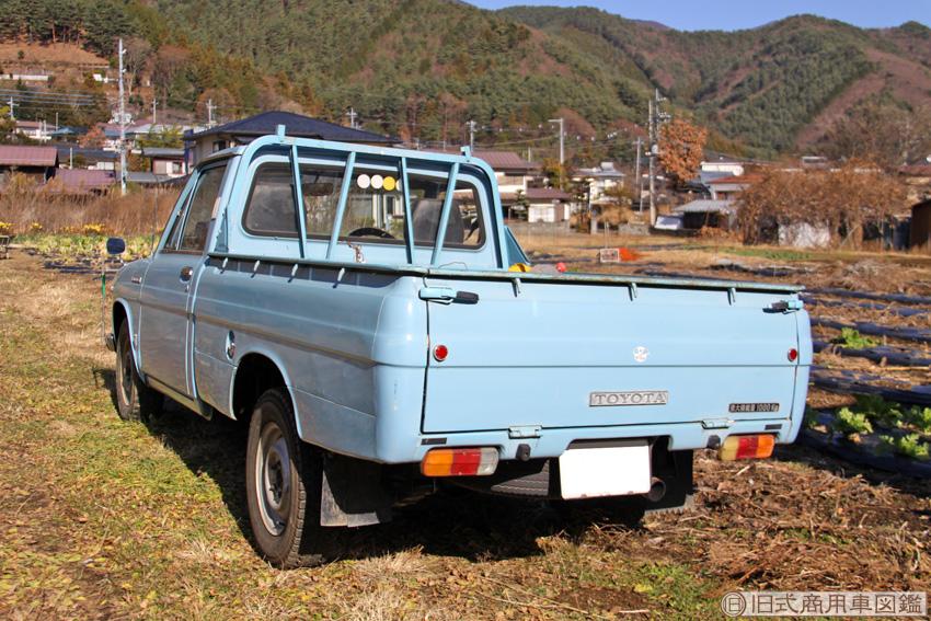 カテゴリー Japanese Trucks 旧式商用車図鑑