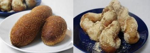ピロシキ・アメリカンドーナツ
