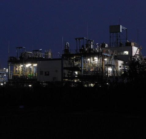 尼崎 工場夜景 004