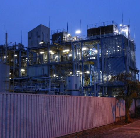 尼崎 工場夜景 001