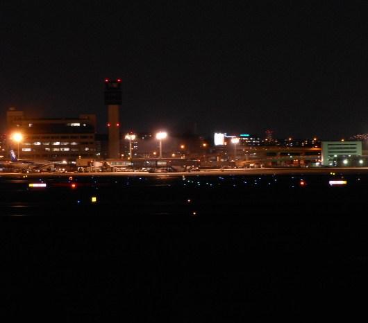 伊丹空港 夜景 010