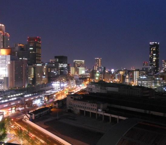 グランフロント大阪 夜景 015