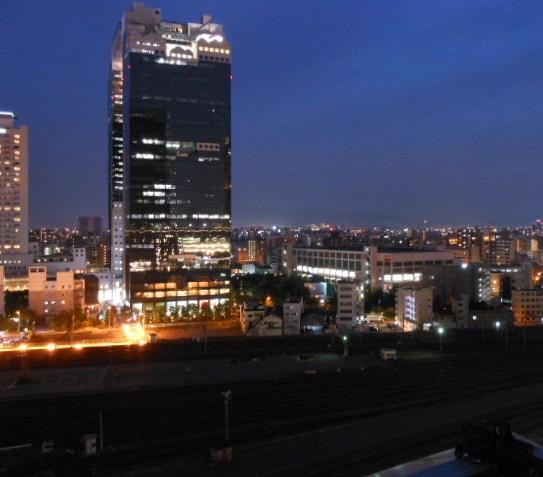 グランフロント大阪 夜景 009