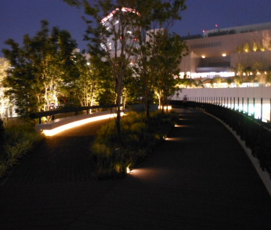 グランフロント大阪 夜景 014