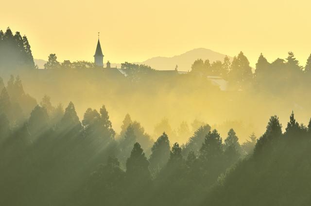 秋・トラピしチヌ修道院