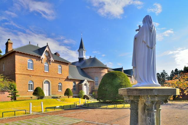 21.天使の聖母トラピスチヌ修道院