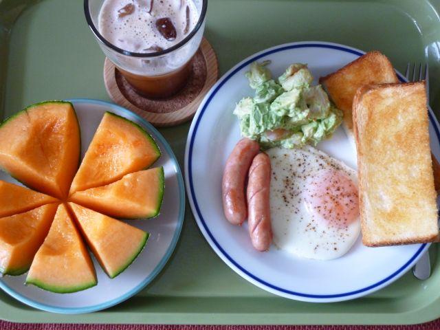 Pasco朝食セット
