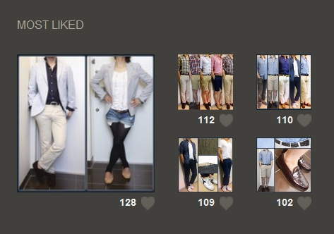 Snap of Daily Outfit!! (6) | Instagram (2012 Jul-Aug)
