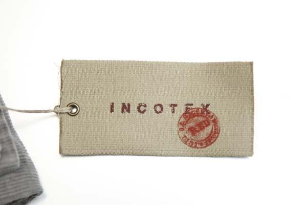 合わせ技に負けました | Incotex RED 633 コーデュロイ