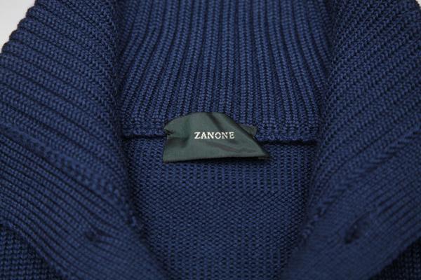 スタンドカラーニットの使い勝手 | ZANONE Kyoto