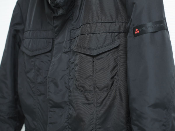 冬の主役は譲れない(2)~ダウンジャケット | PEUTEREY M65タイプブルゾン