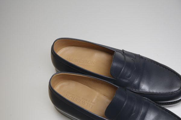 春、青き衣をまといて(5) | J.M.Weston 180 クラシックローファー