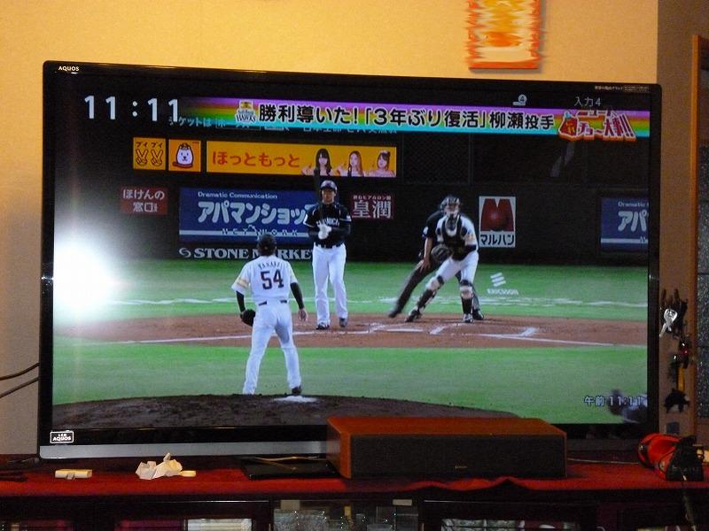 新テレビ(なんか右上がテレポあるいはルーラしかけてるけど気にしない)