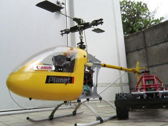 カルト産業ヘリ