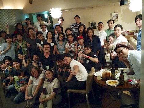 GB新宿 交流会 9/6