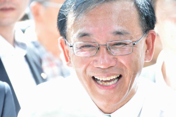 強烈笑顔総裁
