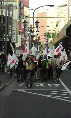 sakuraraボード-10.16行進2