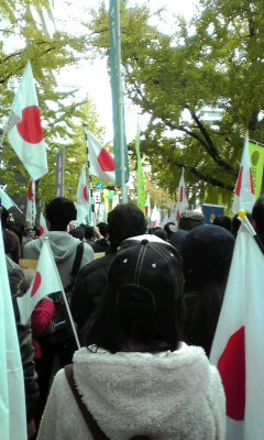 sakuraraボード-11.20大阪デモ_6