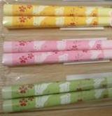 sakuraraボード-花うさぎ箸2