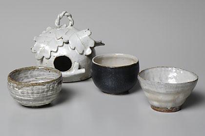 陶芸教室生徒作品