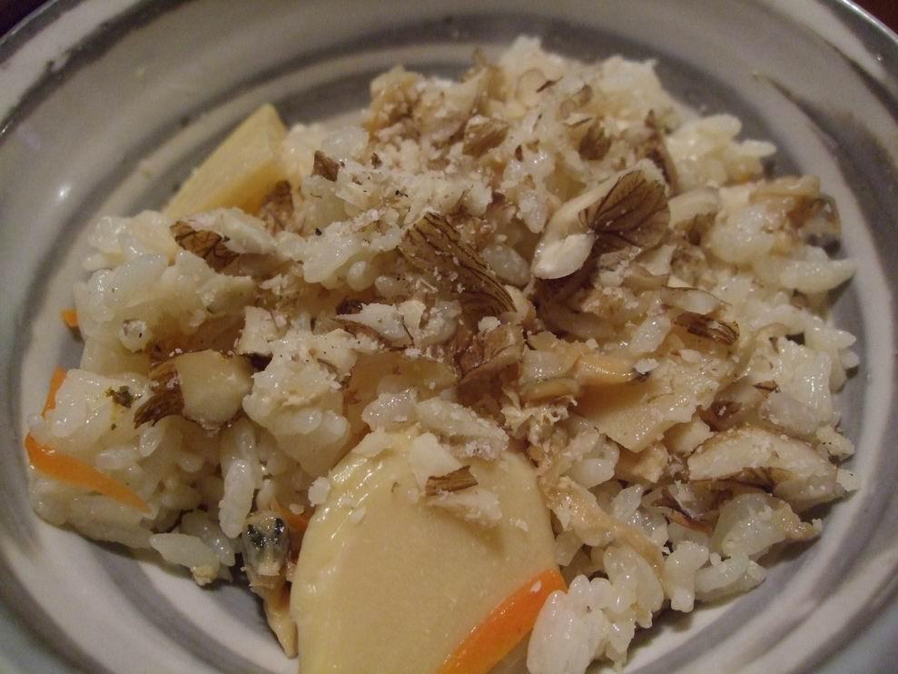 たきこみご飯