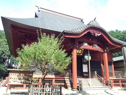 大日堂、日吉神社4