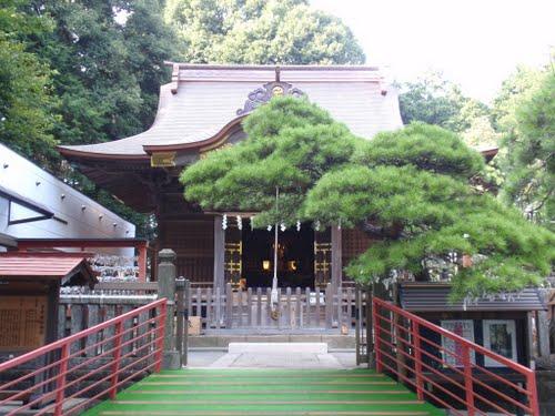 大日堂、日吉神社5