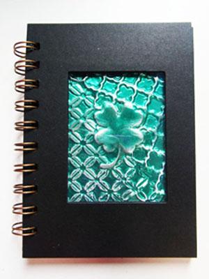 メタルアートのノート