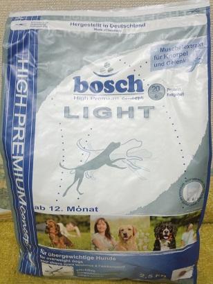 ボッシュハイプレミアム ライト2.5kg
