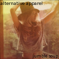 alternative apparel 正規取扱店 jumble soup