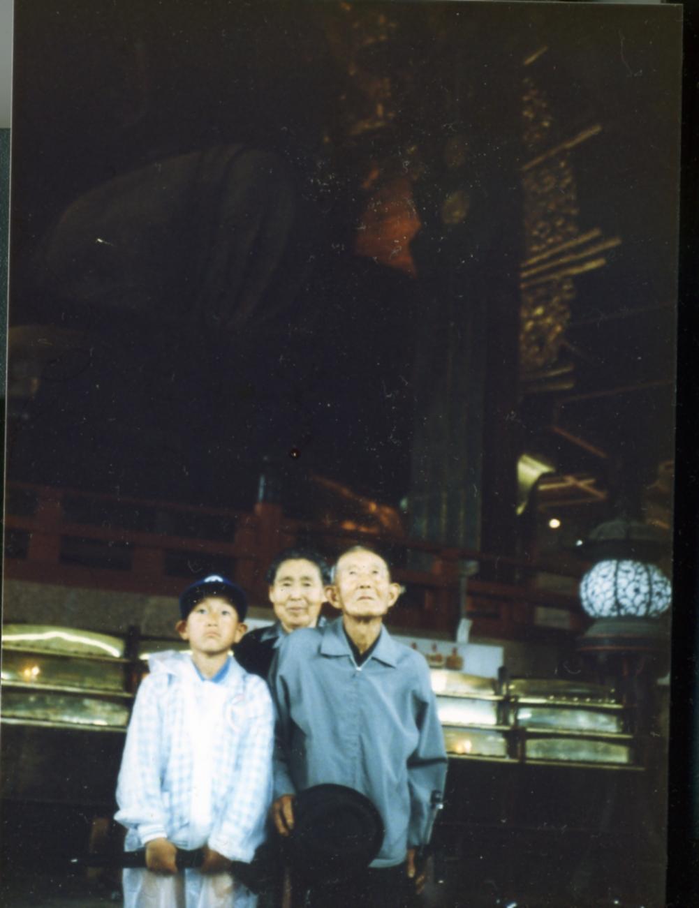 祖父母と001