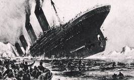 Titanic 表紙 1912-3