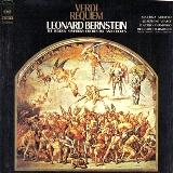 L.P. Verdi Requiem Bernstein