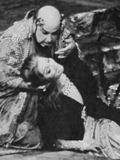 メトロポリタン歌劇場で ヘロデを演じるゲルハルト・シュトルツェ