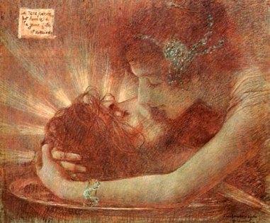 Salomé by Lucien Lévy Dhurmer, 1896
