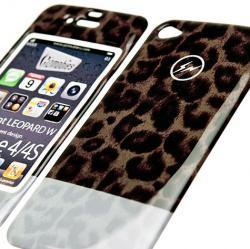 fragment design Gizmobies LEOPARD iPhone4/4S case