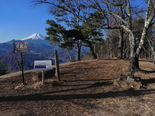富士山(後)