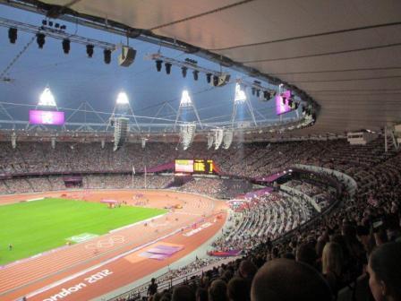 陸上 オリンピックスタジアム