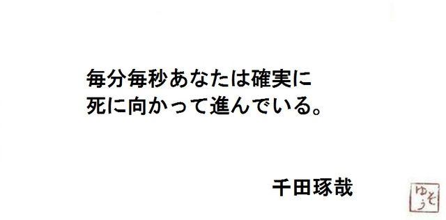 千田琢哉名言 159