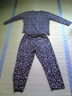 祖母の服をリメイク1