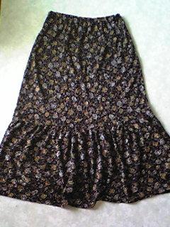 祖母の服をリメイク3