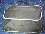 旅行バッグを裁縫バッグに1