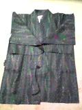 ウールの防寒着→巻きスカート2