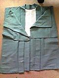 羽織(灰青)→スモックブラウス1