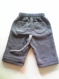 学芸会の衣装(ねずみくん)