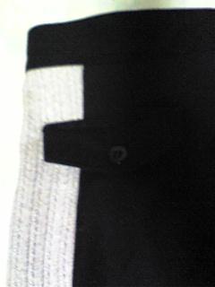 黒いパンツをリメイク_04