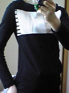 ツギハギT着てみた(100426)
