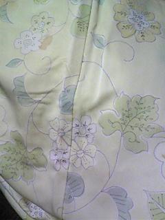 袷レモンイエロー(100414)