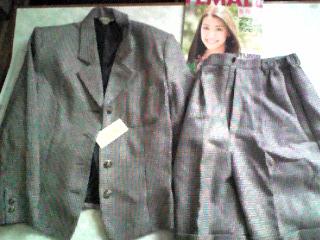 101027_スーツをジャケットにリメイク_01