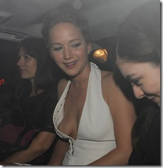 Jennifer Lawrence, Lorde, Elizabeth Banks, Julianne Moore, Jenna Malone,